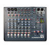 Allen and Heath  XB-10 Compact oddaja Mixer - polje odprl