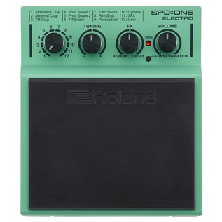 Roland SPD:ONE ELECTRO Trigger Pad - Top