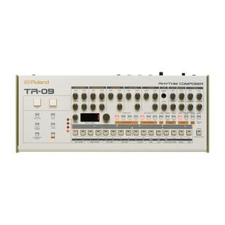 Roland TR-09 Rhythm Composer - Top