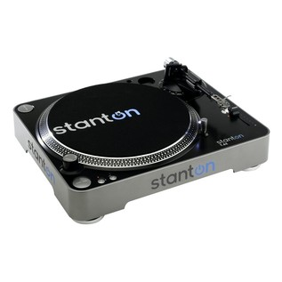 Stanton T.62 Direct Drive Turntable - Top