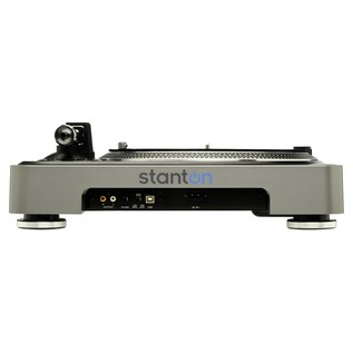 Stanton T.55 Belt-Drive USB Turntable - Rear