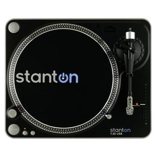 Stanton T.55 USB Turntable - Top
