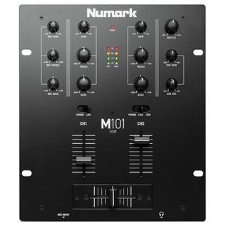 Numark M101USB - Top
