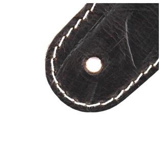 Richter 1514 Raw II Contour Wrinkle Pine Guitar Strap 3