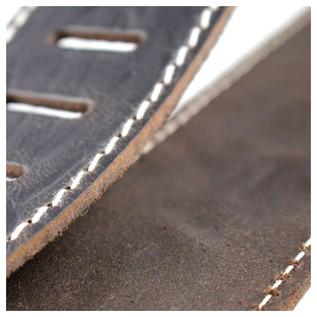 Richter 1514 Raw II Contour Wrinkle Pine Guitar Strap 6