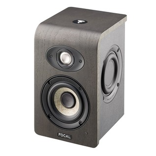 Focal Shape 40 Studio Monitors (Pair) With Stands - Monitors Angled