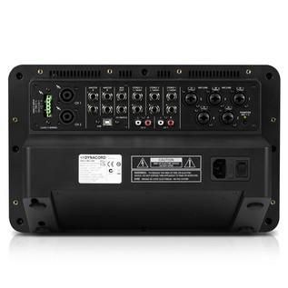 PM 502 Mixer, Rear