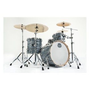 Mapex Saturn V Tour Edition Shell Pack, Black Strata