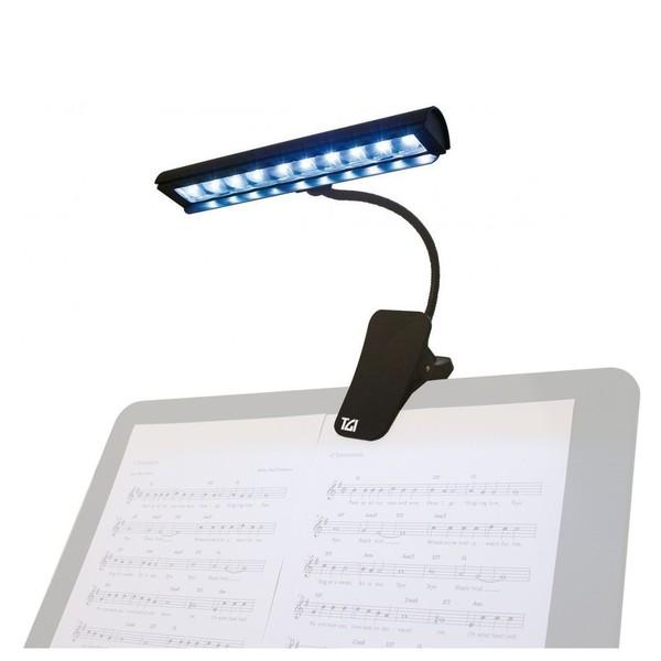 TGI Music Stand Light With 9 LEDs