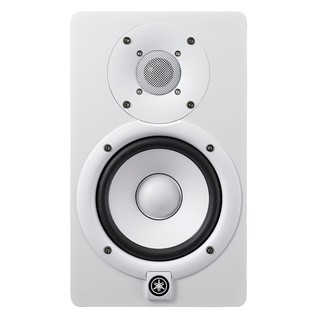 Yamaha HS5W Full-Range Studio Monitor, White 1