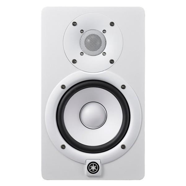 Yamaha HS5W Full-Range Studio Monitor, White 1