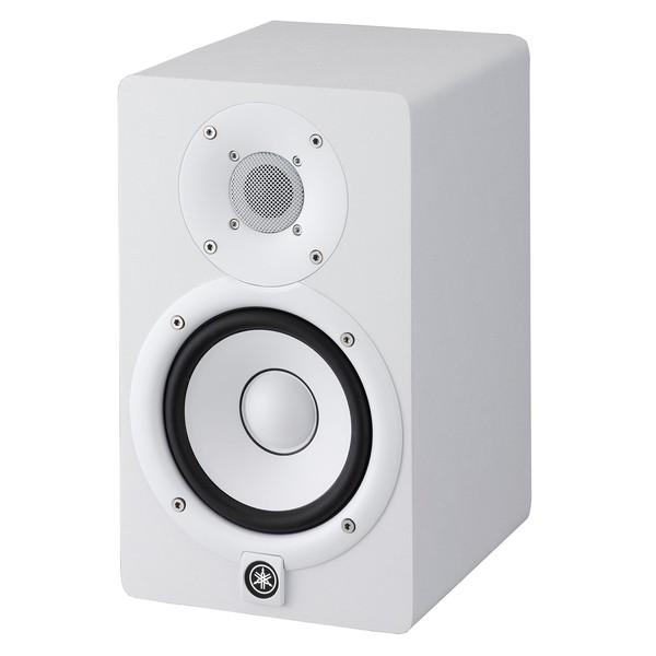 Yamaha HS5W Full-Range Studio Monitor, White 2