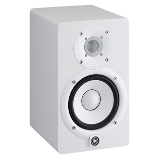 Yamaha HS5W Full-Range Studio Monitor, White 3