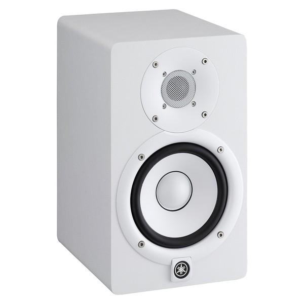 Yamaha HS5W Full-Range Studio Monitor, White 3