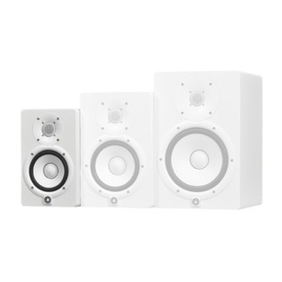 Yamaha HS5W Full-Range Studio Monitor, White 4