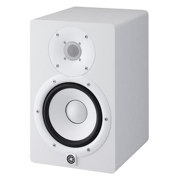 Yamaha HS7W Full-Range Studio Monitor, White 2