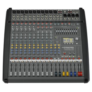 Dynacord PowerMate 1000-3 10-Channel Mixer