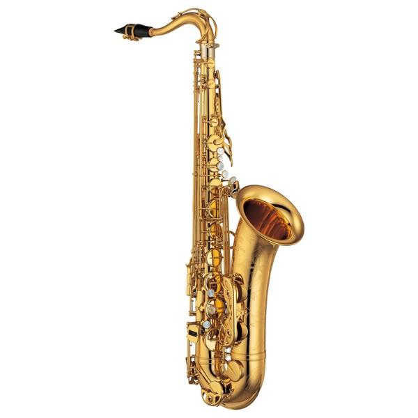 Yamaha YTS875EX Custom Tenor Saxophone, Gold Lacquer