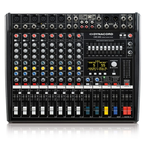 Dynacord CMS 600-3 8-Channel Mixer