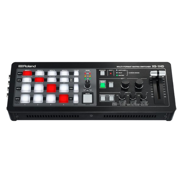 Roland XS-1HD Multi-Format Matrix Switcher 2