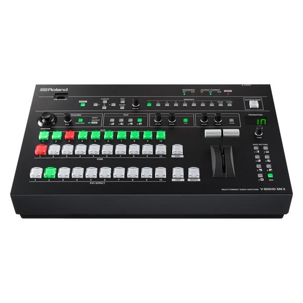Roland V-800 HD MK II Multi-Format Video Switcher 2