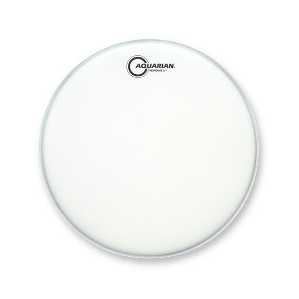 Aquarian Response 2 Texture Coated Two Ply 18'' Bass Drum Head