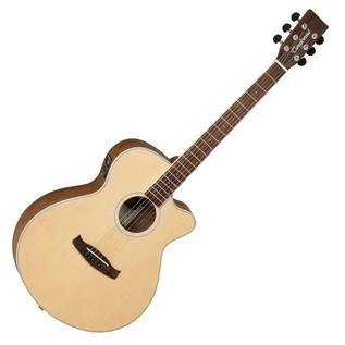 Tanglewood DBTSFCEEB Discovery Super Folk Electro Acoustic Guitar