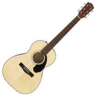 Fender CP-60S Acoustic Guitar, Natural