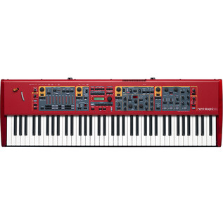 Nord Stage 2 EX HP76 Stage Piano with Lightweight Hammer Action