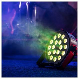 QTX PAR100 High Power 3-in-1 LED Par Can