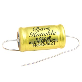 Bare Knuckle Pickups/Jensen 0.022 Capacitor