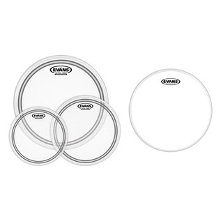 Evans EC2S Clear US Fusion Tom Pack 10,12,16