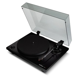 Reloop TURN3 Turntable with USB Audio - Angled