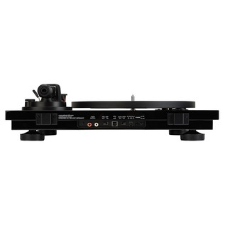 Reloop TURN3 Belt-Drive USB Turntable - Rear