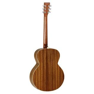 Tanglewood TWBZ Evolution Exotic Baritone Electro Acoustic Guitar back