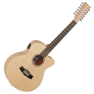 Tanglewood TWRSFCE12 Roadster 12 String Electro Acoustic Guitar Front