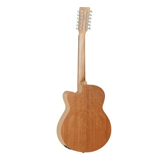 Tanglewood TWRSFCE12 Roadster 12 String Electro Acoustic Guitar back