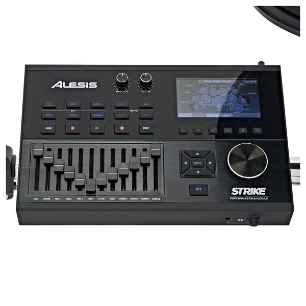 Alesis Strike Pro 6-Piece Electronic Drum Kit - Module