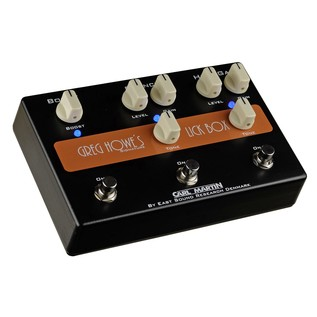 Carl Martin Greg How Signature Lick Box Overdrive Pedal 2