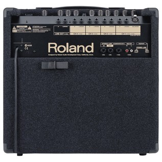 Roland KC-350 Keyboard Amp Rear