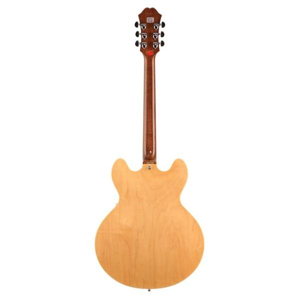 Epiphone Elitist 1965 Casino Guitar, Natural