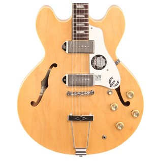 Epiphone Elitist 1965 Casino, Natural