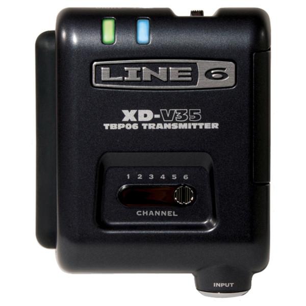Line 6 XD-V35 Digital Wireless Lavelier Mic System - lavalier