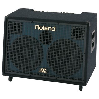 Roland KC-880 Keyboard Amp Side