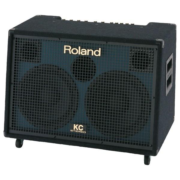 Roland KC-880 Keyboard Amp Side