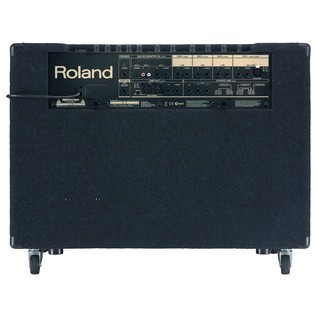 Roland KC-880 Keyboard Amp Rear