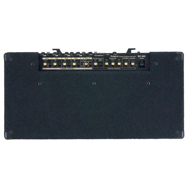 Roland KC-880 Keyboard Amp Controls