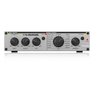 TC Electronic M100 Stereo Multi Effects Processor 1