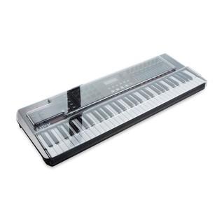 Decksaver Akai MPK261 Keyboard Controller Cover - Angled