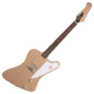Epiphone Joe Bonamassa Firebird Electric Guitar, Polymist Gold